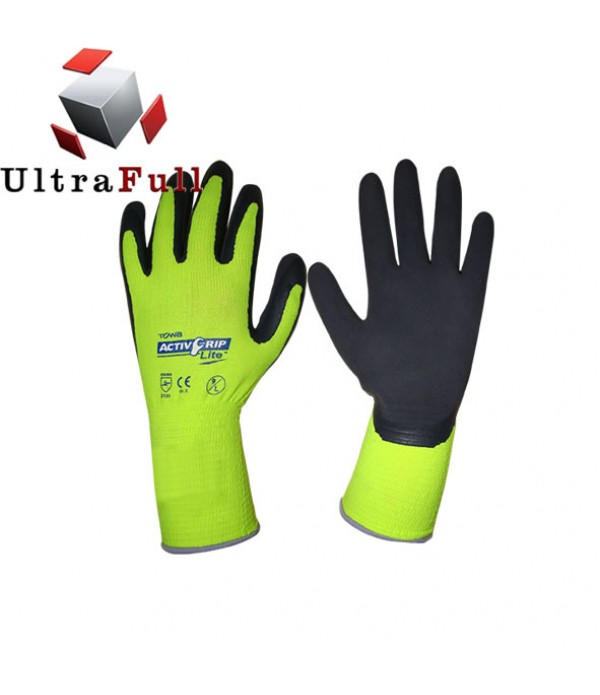 GUANTE ACTIV GRIP LITE LATEX