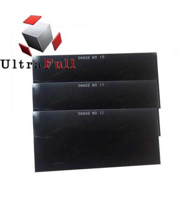 VIDRIO SOLDAR 2″X 4.1/4″ GR. 10 – 11 – 12